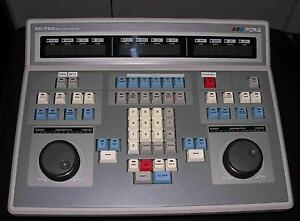 Editing control unit For-A & Sony