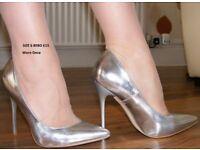 LADIES HIGH HEEL STILETTO SHOES. SHOES SHOES AND MORE SHOES