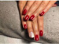 Gel polish and gel nails