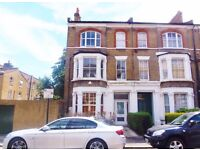 1 Bed Flat with Eat-In Kitchen and Shared Garden Minutes From Brixton