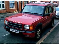 1999 Landrover Discovery ES 2.5 TD5 Auto