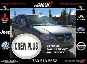 2016 Dodge Grand Caravan Crew | Family Friendly | Fuel Efficient