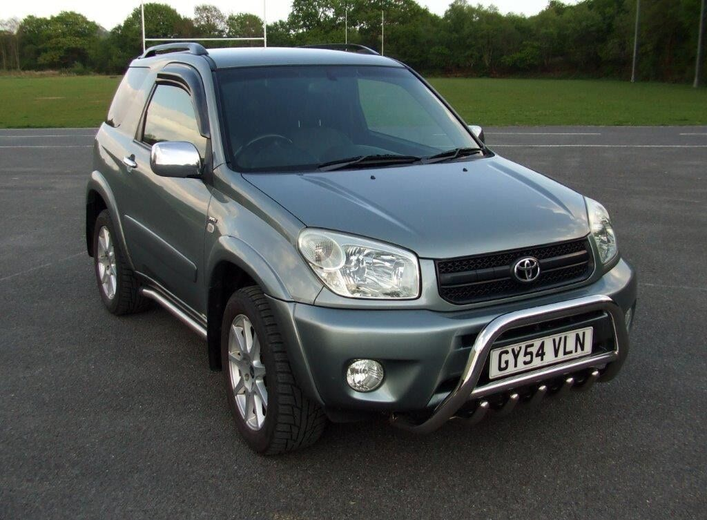 toyota rav4 vvt i granite 3 door 2004 39 54 39 limited edition in swansea gumtree. Black Bedroom Furniture Sets. Home Design Ideas