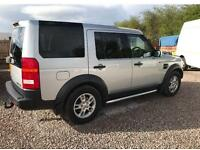 Land Rover discovery 3 tdv6 gs diesel automatic 2008 tow bar leather no vat