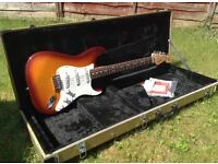 Fender Stratocaster (plus top)