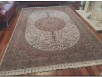 Large Traditional Persian Rug 2 x 3m