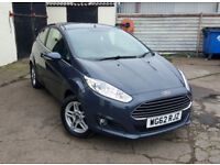 FORD FIESTA 1.0 ECOBOOST 2013. FREE ROAD TAX. 47 K MILES. FULL SERVICE HISTORY. CHEAPEST IN UK