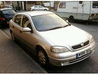 Vauxhall astra club 1.6 8v.