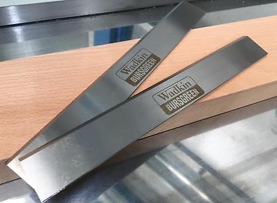 1 Pair 230 X 30 X 3mm T1 18 Tungsten Hss Planerthicknesser Blades