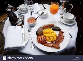 Breakfast Chef