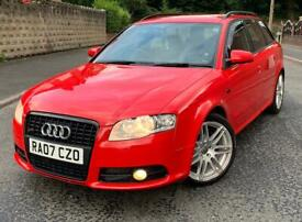 image for 2007 (07) Audi A4 2.0 TDI Special Edition S Line Avant 170 BHP 6 Speed Manual