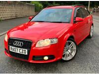 2007 (07) Audi A4 2.0 TDI Special Edition S Line Avant 170 BHP 6 Speed Manual