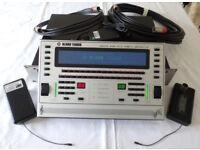 Klark Teknik DN3698 Remote Controller and DN3603 Docking Station for DN3600/DN3601 Digital GEQs