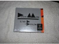 new Depeche Mode - Live in Berlin - double CD - new