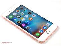 Apple iPhone 6s rose gold 16 gig unlocked