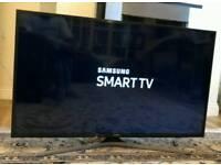 43in Samsung 4K Smart HDR Ultra HD TV WI-FI TV Plus Freeview HD Voice CTRL WARRANTY