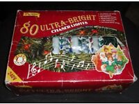 80 Premier Ultra Bright Chaser Christmas Lights