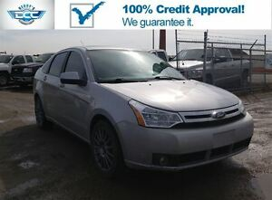 2009 Ford Focus SES Leather & SunRoof!! Low Monthly Payments!!