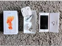 iPhone 6S 64GB Rose-Gold Unlocked handset