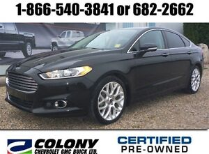 2013 Ford Fusion Titanium, PST PAID, AWD, Navigation