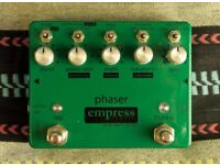 EmpressEffects Phaser - GUITAR EFFECTS PEDALS FOR SALE