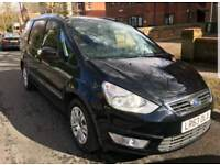 2013 (63) Ford Galaxy DIESEL AUTOMATIC 2.0 TDCi 140 Zetec PowerShift 7 Seater MPV - FSH