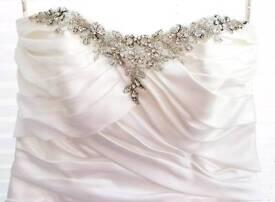 Maggie Sottero Wedding Dress UK14