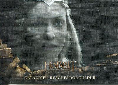 Hobbit Battle Of 5 Armies Foil Base Card #24 Galadriel Reaches Dol Guldur