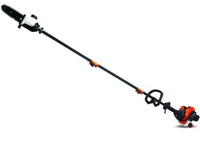 (12ft Long Reach Tree Trimming Pruning Multi Attachment Gas Pole Saw Delimbing)