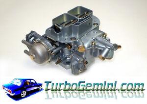 Reproduction Weber 32/36 DGAV carb carby - Gemini Escort Datsun Corolla Cortina
