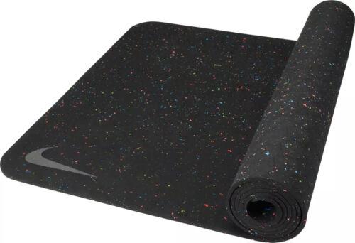 NIKE Flow Yoga Mat 4mm Black