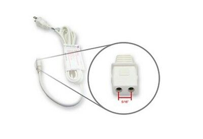 Power Cord for Sunbeam Mixmaster Stand Mixer Cord 5/16 Inch Spacing