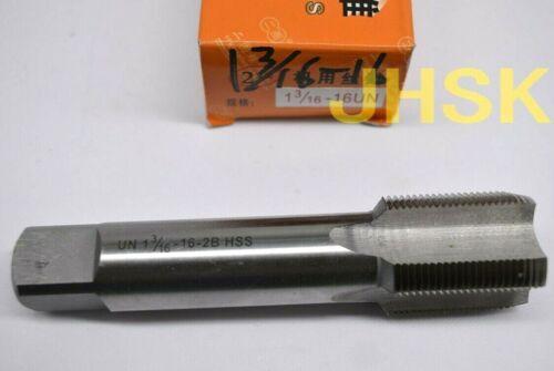 (S) 1pcs 1-3/16-16UN HSS TAP Right helix Inch MACHINE TAP 1 3/16-16 US TAP