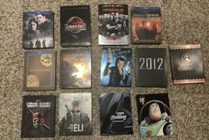 Blu-ray Steelbook collection