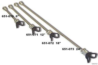 One 12 Titan Paint Sprayer Gun Tip Extension New With Tip Guard 651071 651-071