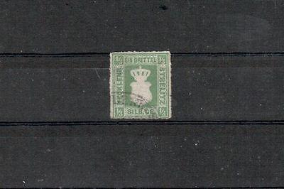 Mecklenburg-Strelitz Michelnummer 2 gestempelt (intern: 306)