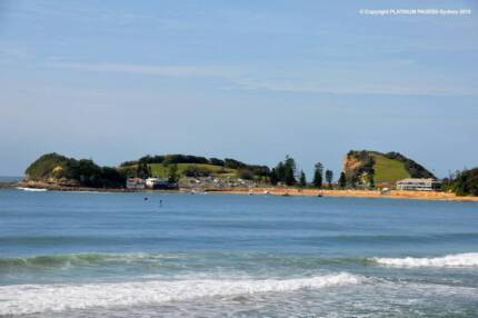 BEACH FRONT FLAT TO LET (UNIT Rental) TERRIGAL Central Coast $250 Terrigal Gosford Area Preview