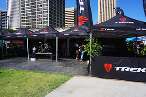 Printed 3x3m Pop Up Tent Gazebo Quick Top Deluxe Ingleburn Campbelltown Area Preview