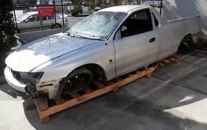 Holden Commodore VY SS UTE BODY SHELL CLEAR TITLE Seaford Frankston Area Preview