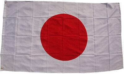 XXL Flagge Japan Asien 90 x 150 cm Hissflagge Fahne Hissfahne Flagge Hissen