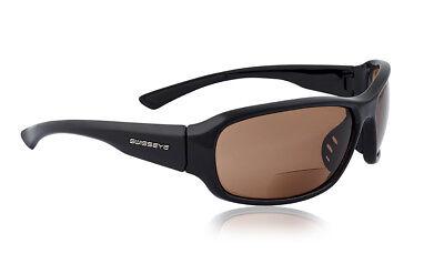Swiss Eye Sportbrille Freeride Bifo 2,5   30303 Unisex schwarz Sonnenbrille Neu
