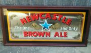 Newcastle Beer Mirror