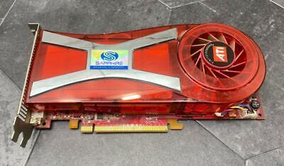RADEON X1950XTX 512MB GDDR4 PCI EXPRESS X16 CROSSFIREX SUPPORT VIDEO CARD