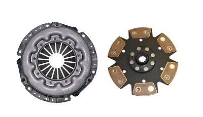 John Deere 670 770 790 Clutch Kit With Heavy Duty 6-pad Clutch Disc