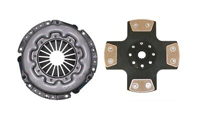Clutch Kit Hinomoto E23 E230 E280 E2804 Tractor Heavy Duty 4-pad Clutch Disc