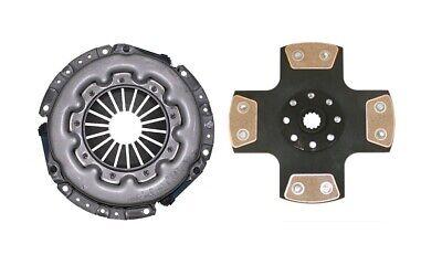 John Deere 670 770 790 Clutch Kit With Heavy Duty 4-pad Clutch Disc