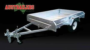 NEW 6x4 Hot Dip Galvanized Heavy Duty Trailer! Clontarf Redcliffe Area Preview
