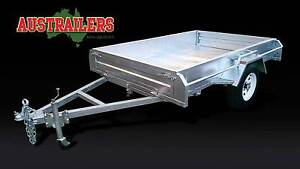 6x4 Hot Dip Galvanized Heavy Duty Box Trailer! Carindale Brisbane South East Preview