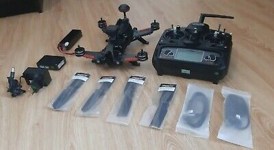 Walkera 15004660 – 250 Pro Racing Quadrocopter RTF FPV Drone with Full HD Camera