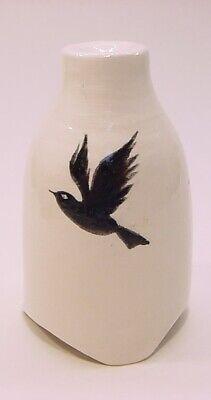 ENGLAND Stuart Bass Black Pie Bird Vent * Blackbird Funnel * discontinued